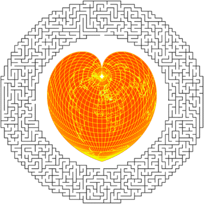 Life Is Round Logo